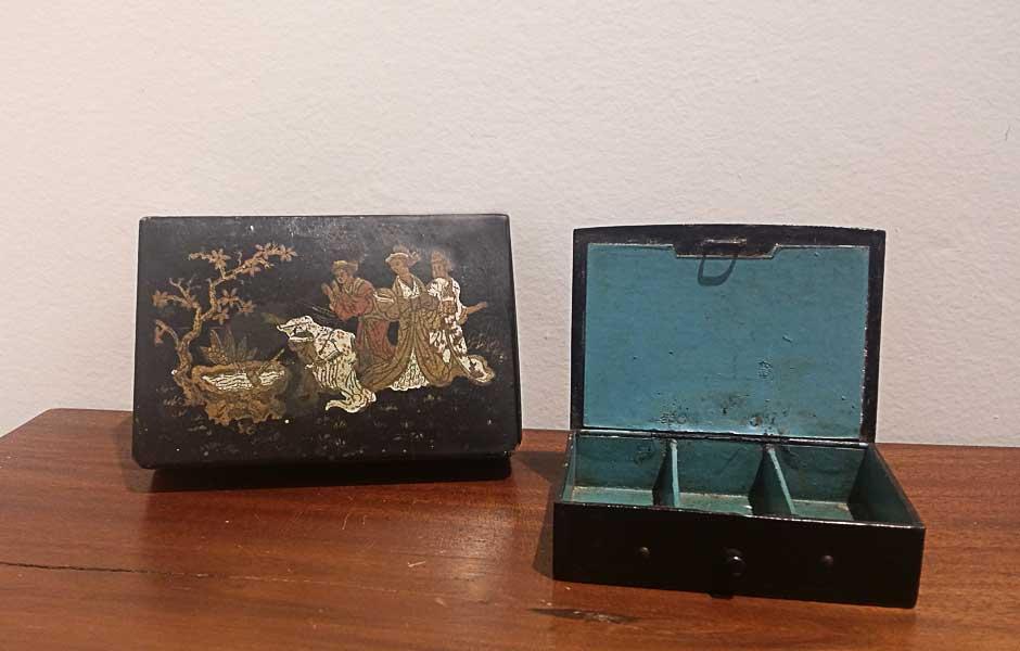 Cajas francesas la cadas S XIX