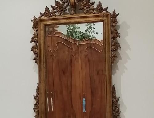 Espejo de talla S.XX
