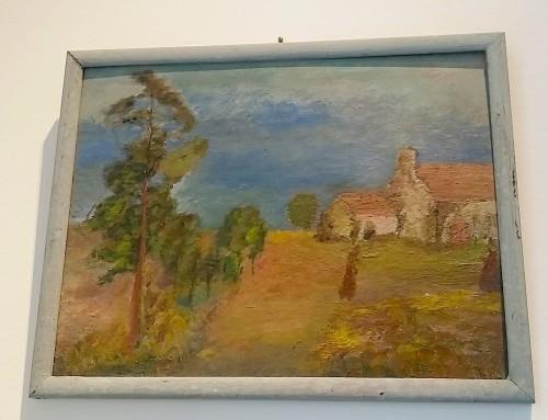 Tabla francesa impresionista