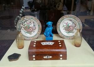 """Porcelana inglesa """"Florence"""" circa 1879"""